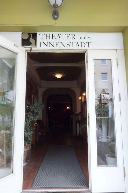 Theater in der Innenstadt