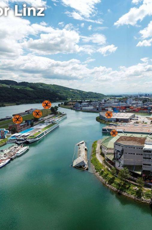 Linz AG Hafen